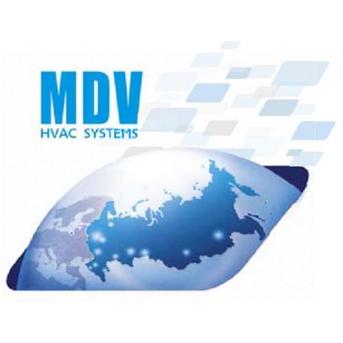 VRF-систем MDV