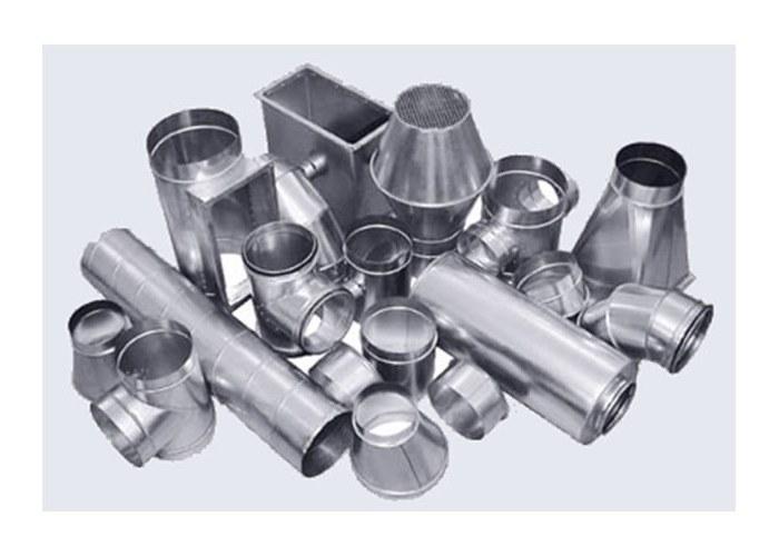Воздуховоды и фасонные части